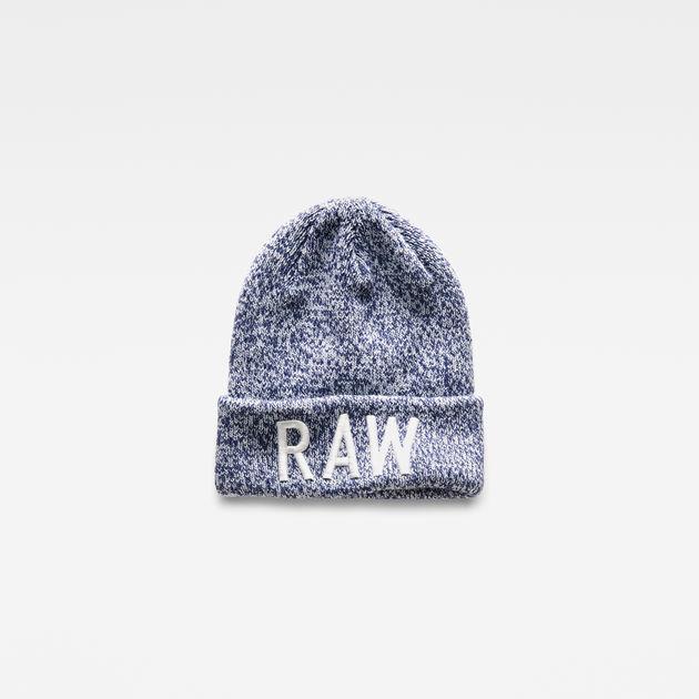 G Star Raw Research Logo Beanie Hat |