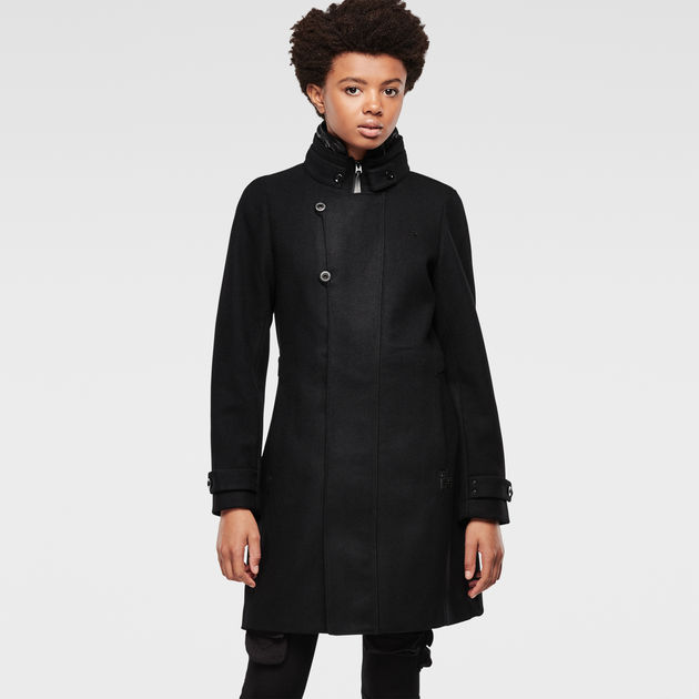 Minor Wool Slim Coat