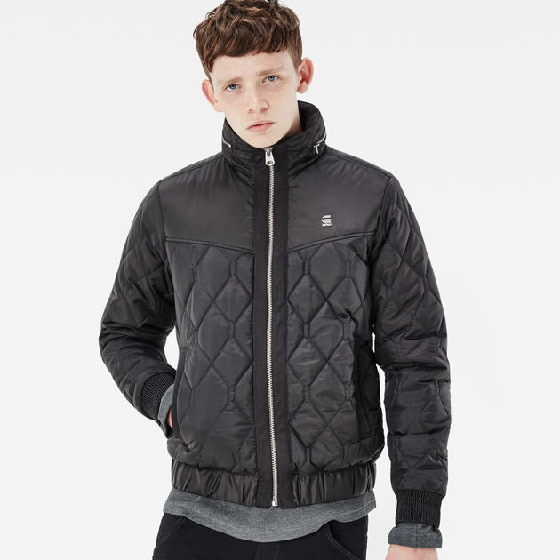Meefic Utility Quilted Overshirt