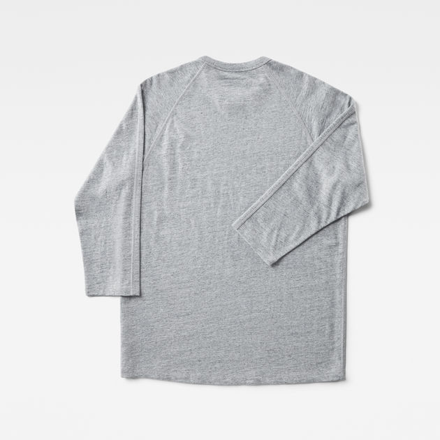Marc Newson Leather Patch 34 Sleeve T Shirt