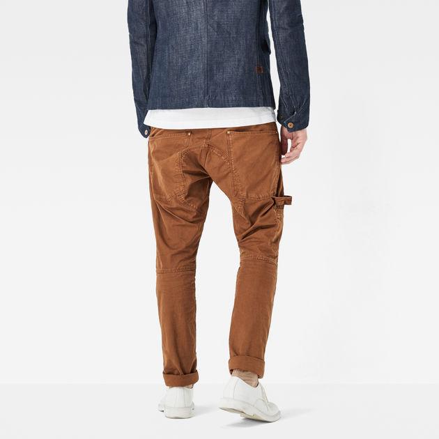 G-STAR RAW ELWOOD 5620 Workwear 3d zip Straight CB w31 l32 Outdoor Jeans
