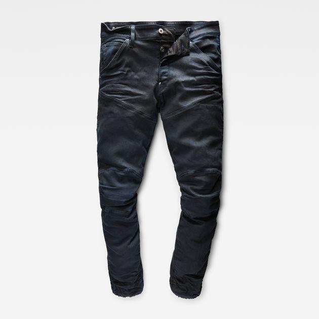 5620 G Star Elwood 3D Tapered Trainer Color Jeans