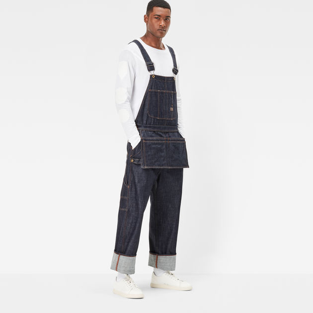 NY 5th Utility Loose Overalls