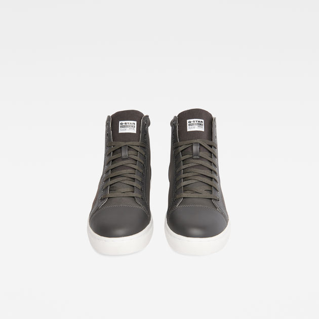 G Star Raw Mens Toublo Mid Sneaker Fashion