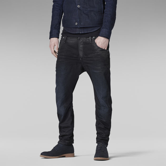 76274674a14 Arc Zip 3D Loose Tapered Jeans | Dark Aged | Men | G-Star RAW®