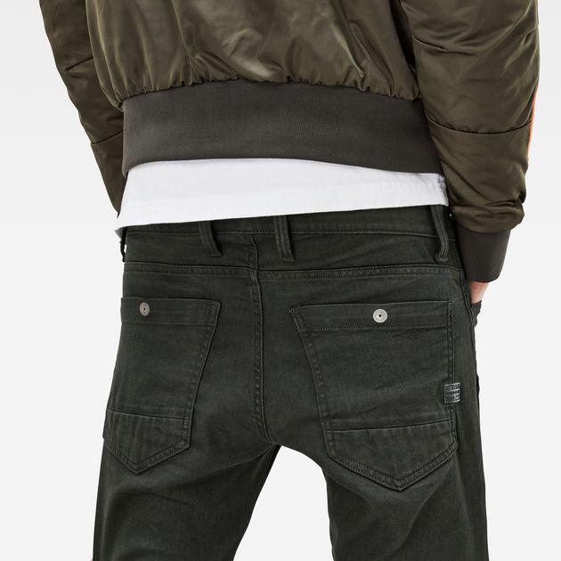 0bd3c258e76 Powel Super slim Color Jeans   Asfalt   G-Star RAW®