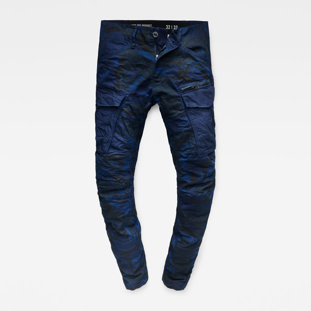 8f9f11a1bab Rovic Zip PM 3D Tapered Cargo Pants | G-Star RAW®