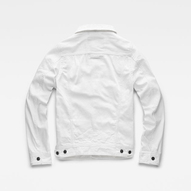 3301 Moto Restored Deconstructed 3D Jacket | Raw clothing