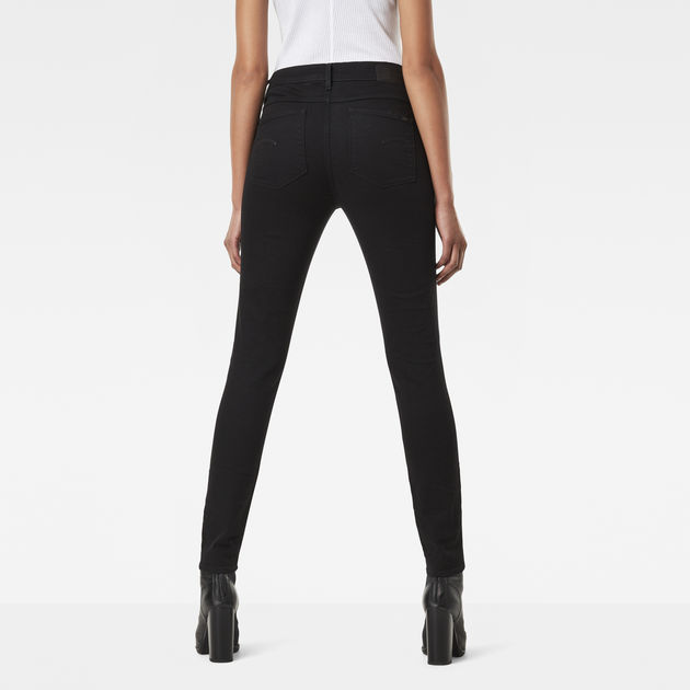 new design latest complete range of articles 3301 Ultra High Waist Super Skinny Jeans