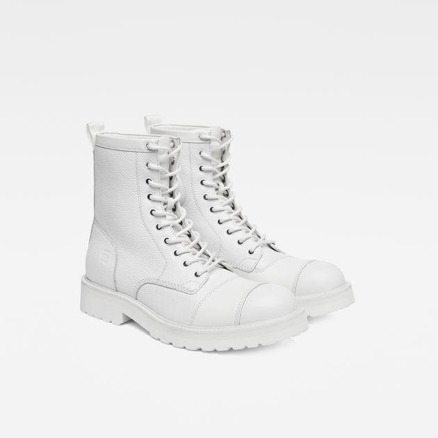 Presting Boots | White | G-Star RAW®