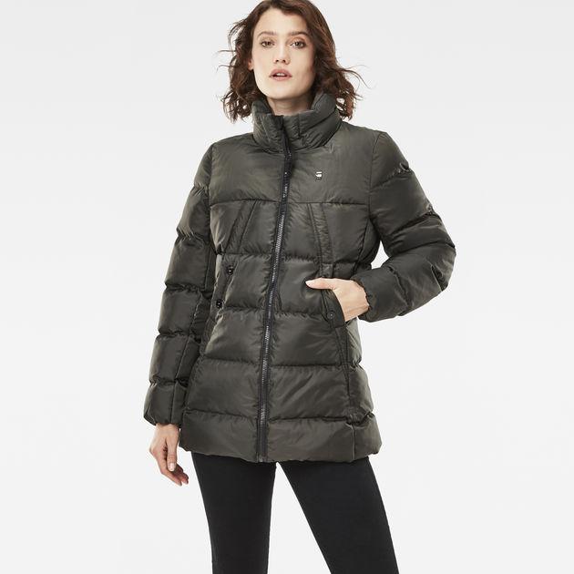 15c63b55aa2 Whistler Slim Coat | Asfalt | Women | G-Star RAW®