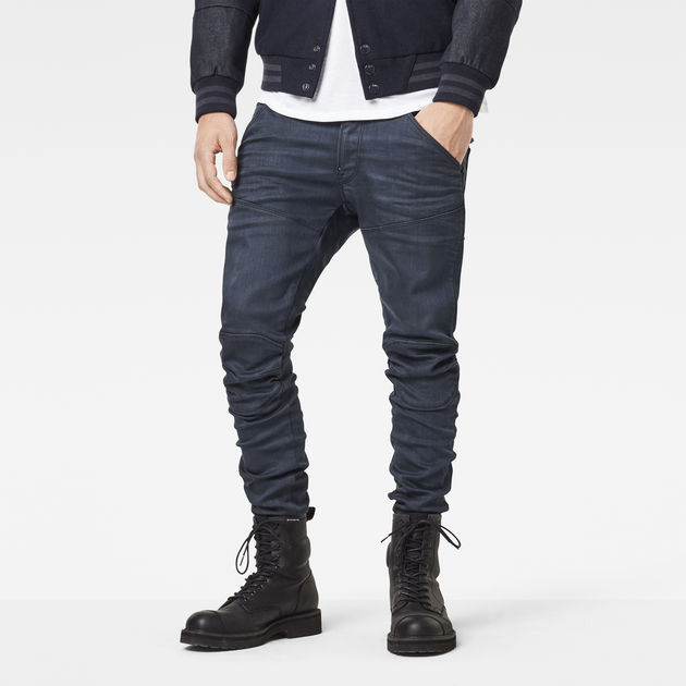 0d05eb94cbe927 5620 G-Star Elwood 3D Skinny Color Jeans | G-Star RAW®