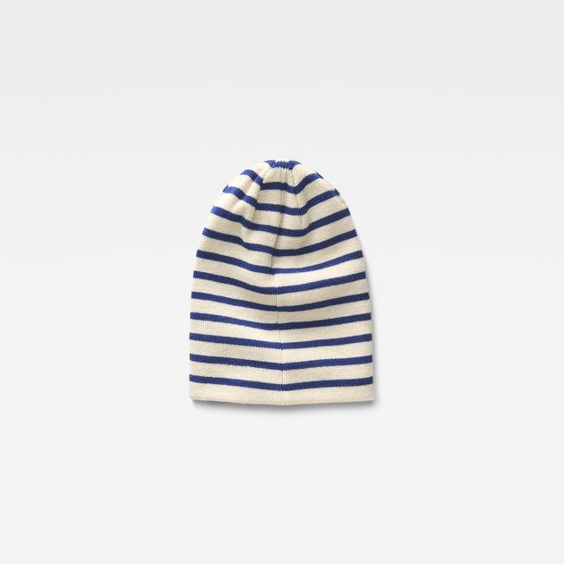 c07c78ee677e8 Effo Stripe Long Beanie