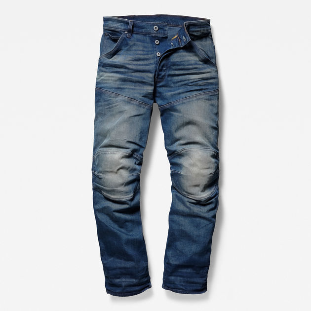 5622 G Star Elwood 3D Loose Jeans
