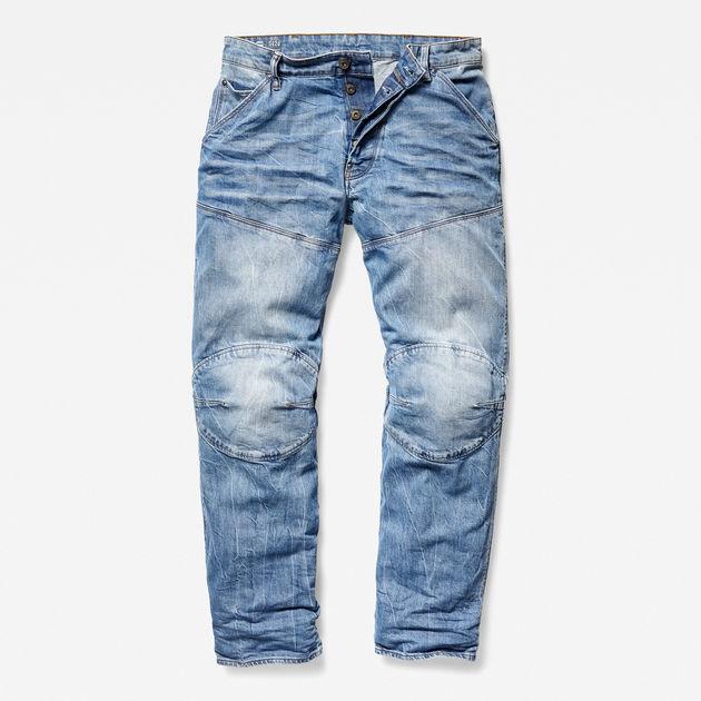 Nouveau Différentes Tailles /& Couleurs G-STAR Elwood 5620 Loose Jeans Pantalon