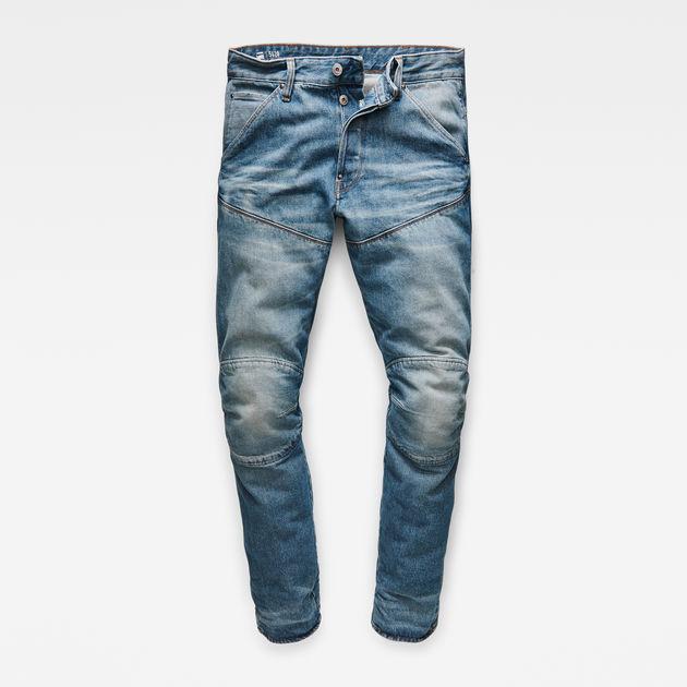 cc14f84bfd6 5620 G-Star Elwood 3D Tapered Jeans | Medium Aged | G-Star RAW®