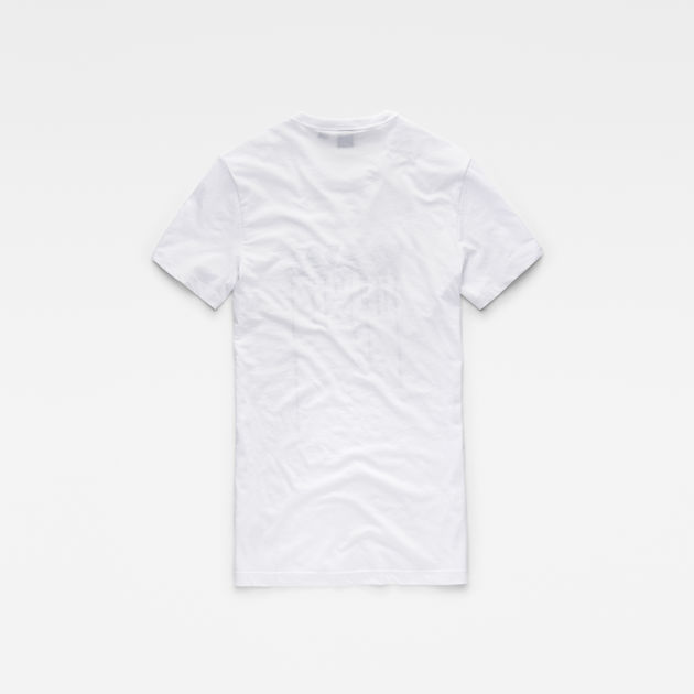 8c1f16519fc Daefon T-Shirt | White | G-Star RAW®