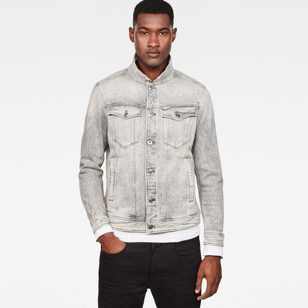 3575429349cab 3301 Deconstructed 3D Slim Jacket | Light Aged | G-Star RAW®