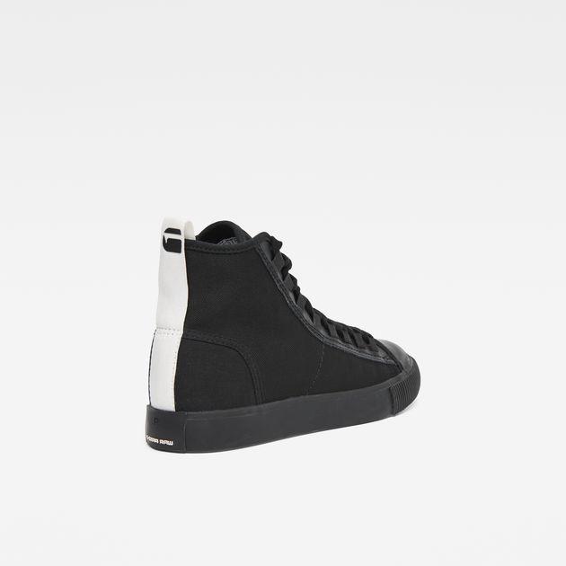 Scuba II Mid Sneaker   Black   G-Star RAW®