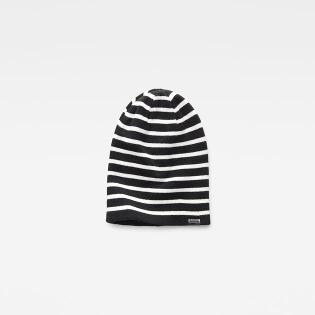 2602c005c32de Effo Long Beanie Stripe
