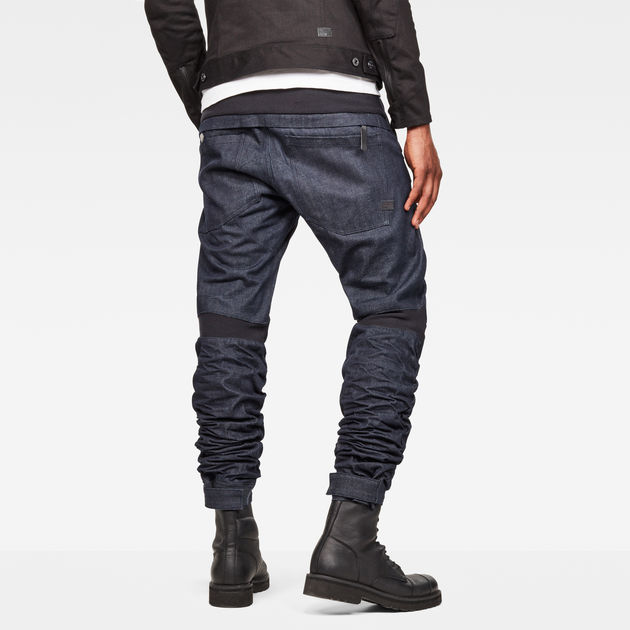 6d730d778c5 5620 Raw Essentials Motion 3D Tapered Jeans | G-Star RAW®