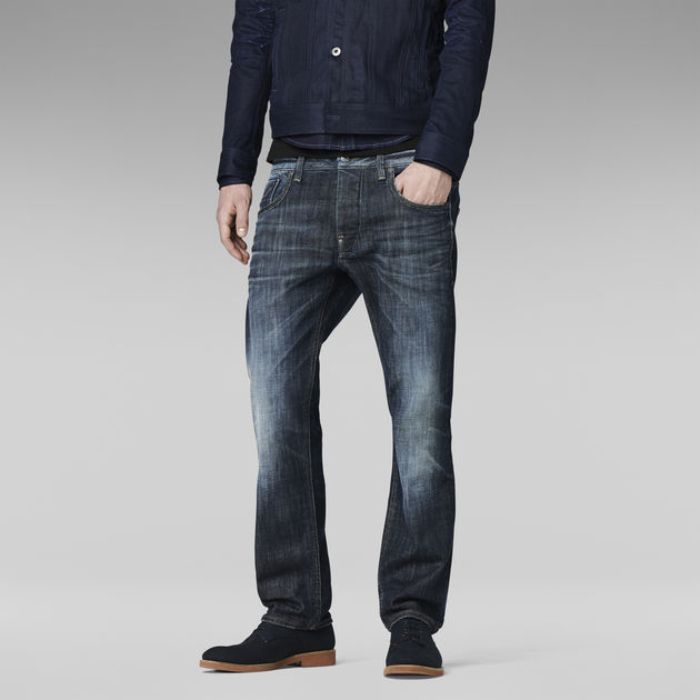 318f68ebf42 Defend Straight Jeans | Dark Aged | Men | G-Star RAW®