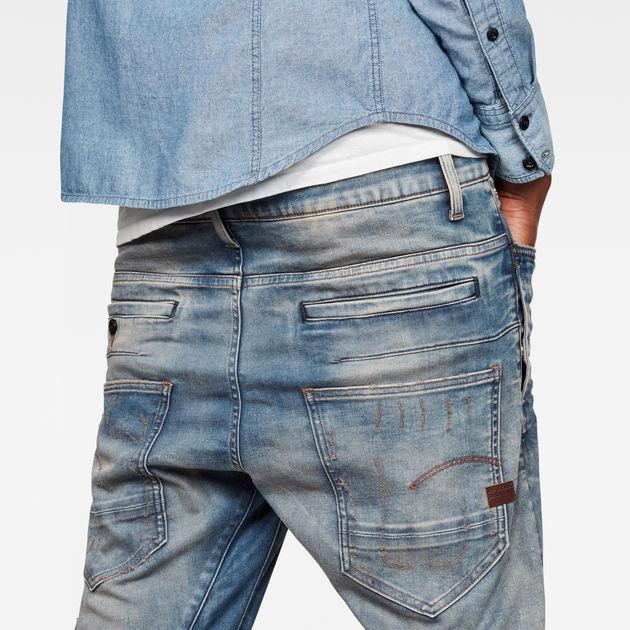 9be7f2ea4d07 D-Staq 3D Skinny Jeans