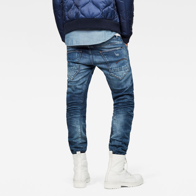 050887e283a Arc 3D Slim Jeans | Medium Aged Restored 86 | Men | G-Star RAW®