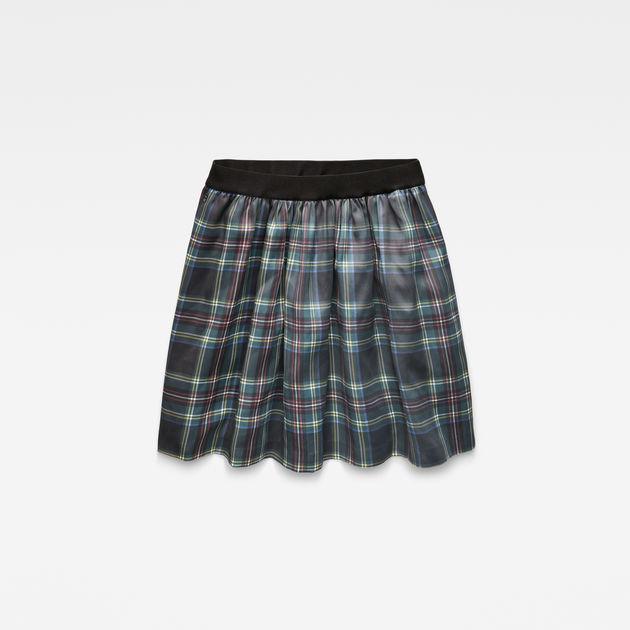 c2a5da11ccf G-Star Flared Mini Skirt | G-Star RAW®