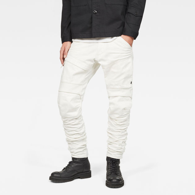 Raw Essentials 5620 Motion 3D Tapered Jeans