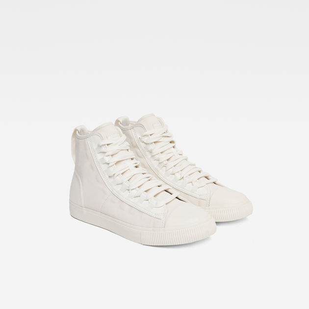 Scuba II Mid Sneaker   Milk   G-Star RAW®