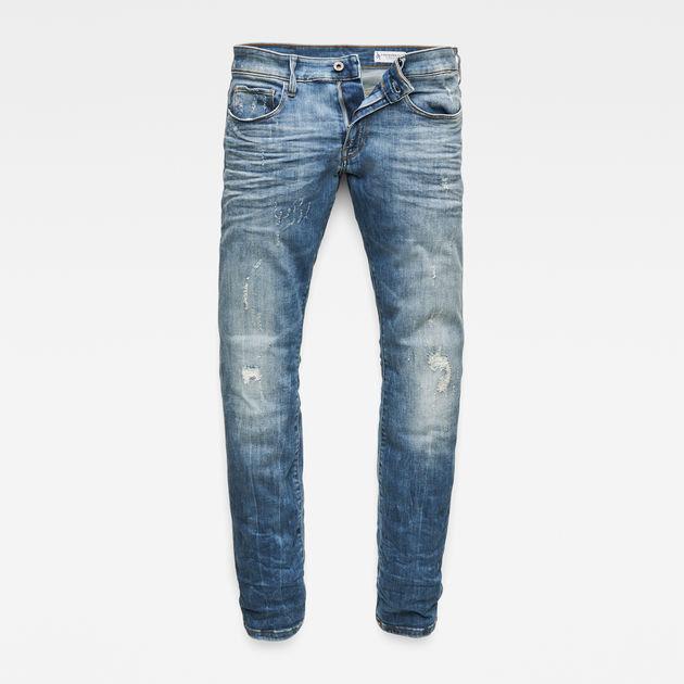 88f85afa924 3301 Deconstructed Super Slim Jeans | G-Star RAW®