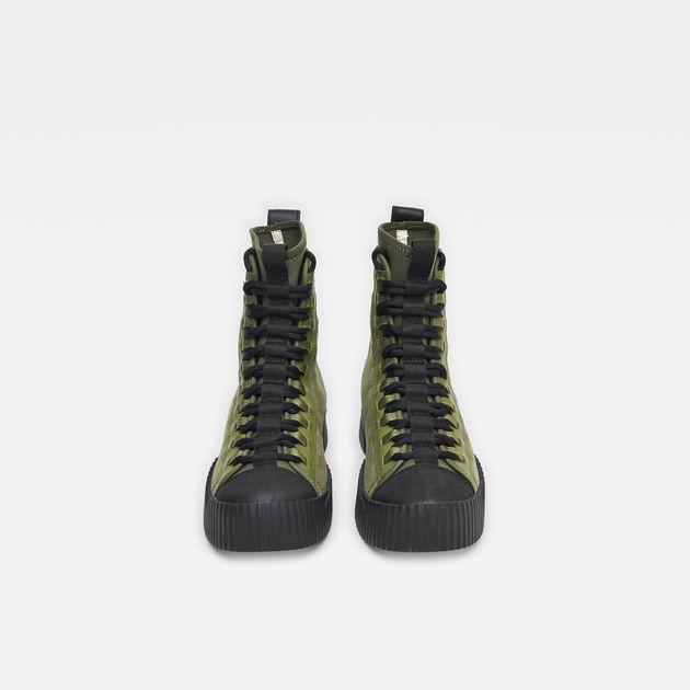Rackam Scuba High II Sneaker | Sage | G