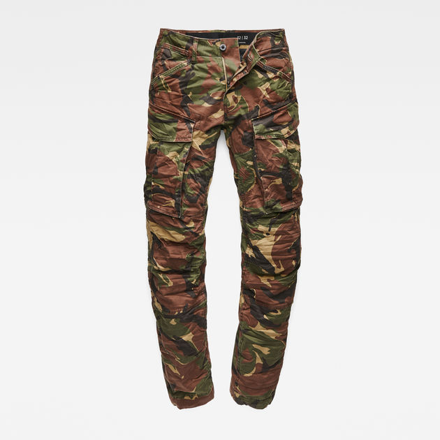 Rovic 3D Tapered Pants