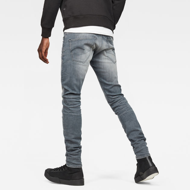 1ca382767ccd 3301 Deconstructed Super Slim Jeans | Dark Aged | G-Star RAW®