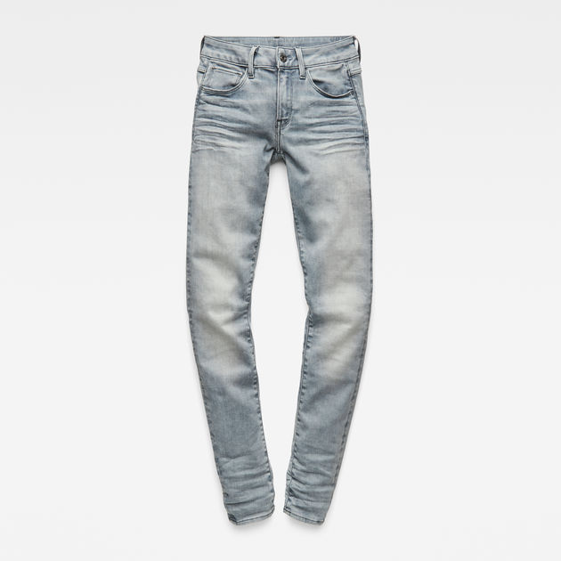 G STAR RAW Damen Skinny Jeans D05700 9882