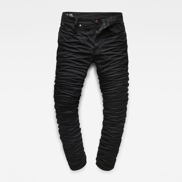 d2c21d42f17 Raw Essentials Staq 3D Tapered Jeans | 3D Raw Denim | G-Star RAW®