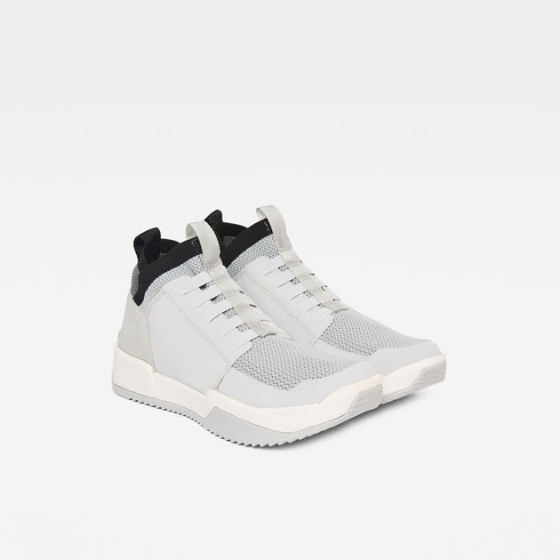 Rackam Deline Sneaker   Industrial Grey