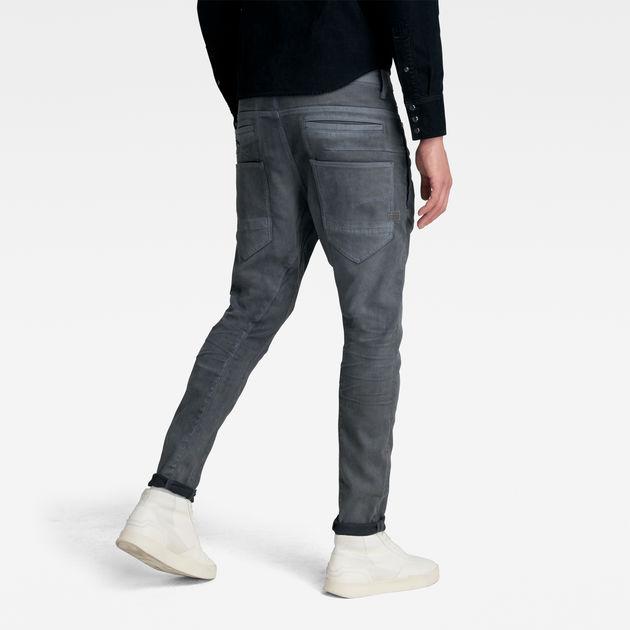 bf182edd D-Staq 3D Skinny Jeans | Dark Aged Cobler | Men | G-Star RAW®