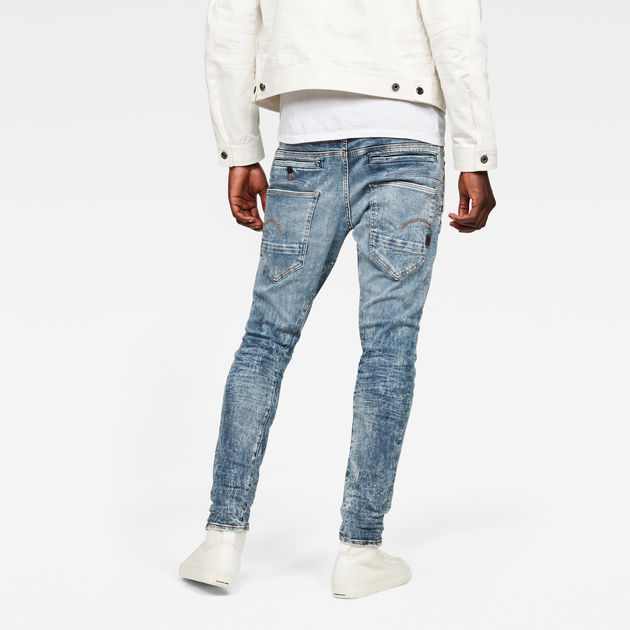 80c9bf2d2ce8 D-Staq 3D Skinny Jeans