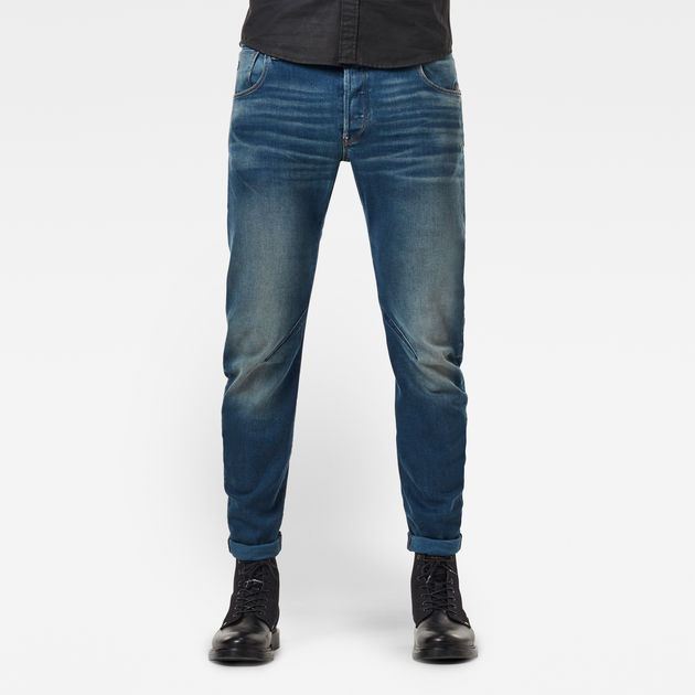 G-STAR RAW Arc 3D Slim Jeans Uomo