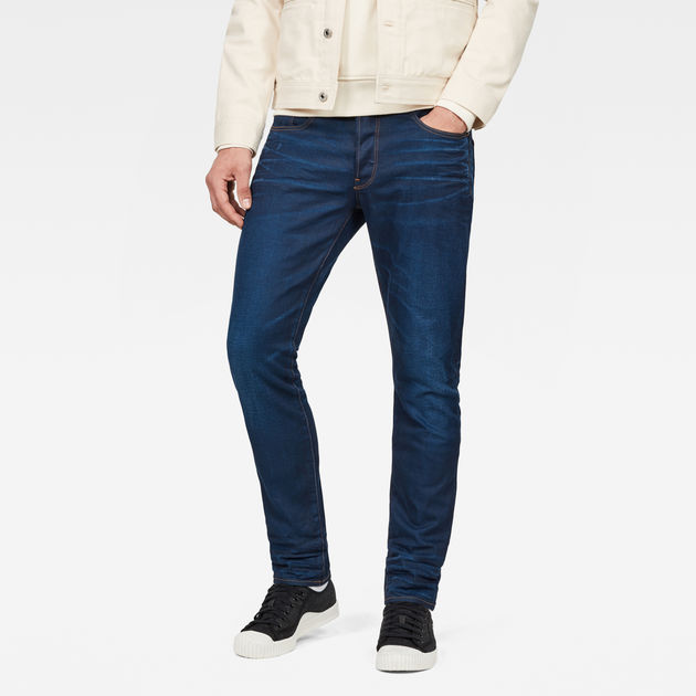 0381a67a385 3301 Tapered Jeans | Medium Aged | Men | G-Star RAW®