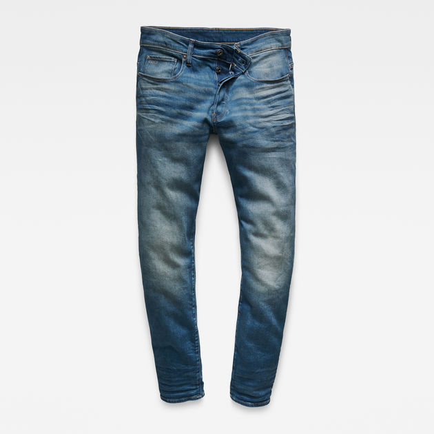 8b7667dc9fe2 3301 Tapered Jeans