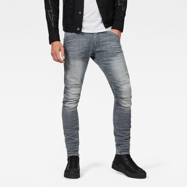 G Star Raw 5620 3D Super Slim Jeans Schlanke Jeans für