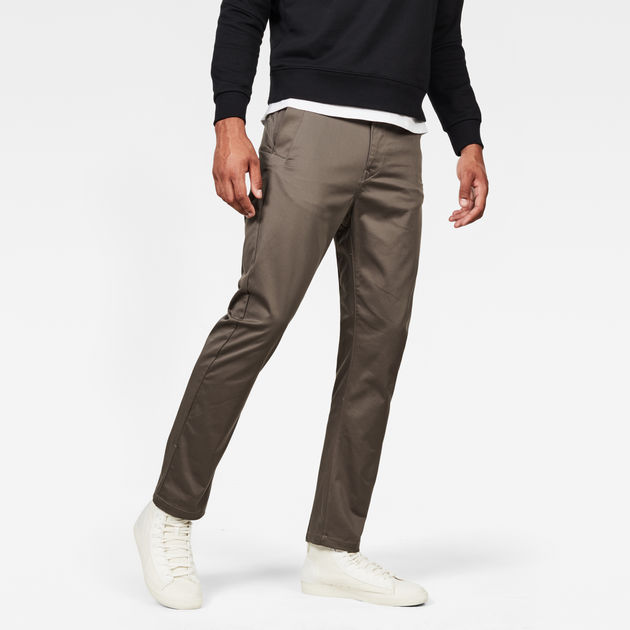 arriving sneakers 100% top quality Bronson Tapered Chino | GS Grey | Men | G-Star RAW®