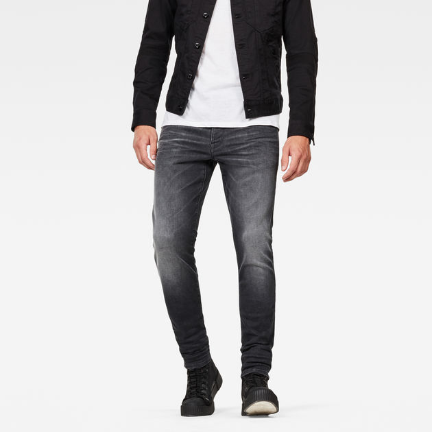 3a9a75cae009 3301 Deconstructed Skinny Jeans | Medium Aged | Men | G-Star RAW®