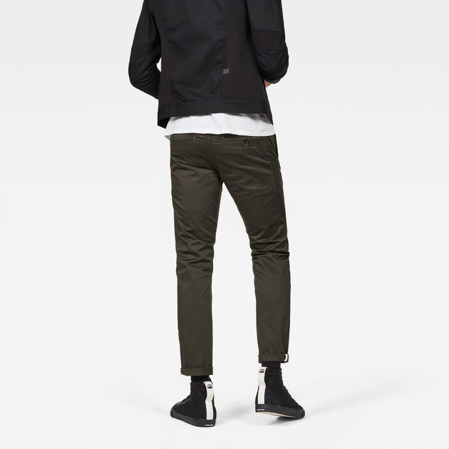 cost charm detailed pictures hot sale online Bronson Slim Chino | Asfalt | Men | G-Star RAW®