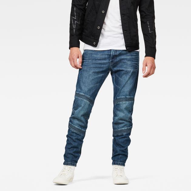 7262756377d Motac Deconstructed 3D Slim Jeans | G-Star RAW®