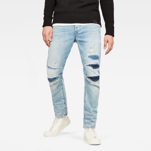 284f79ee912 D-Staq 3D Tapered 3D-Restored Jeans | G-Star RAW®