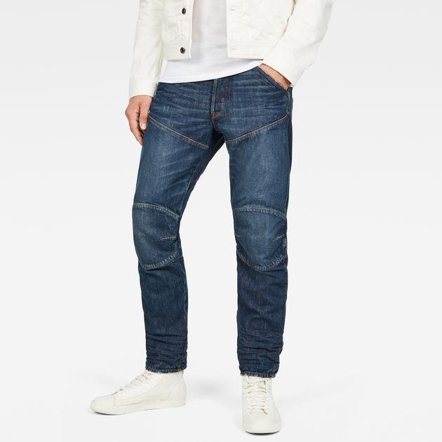 0c8d7a896e3 5620 3D Tapered Jeans   Medium Vintage Aged   Men   G-Star RAW®
